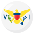 U.S. Virgin Islands on EmojiOne 3.1
