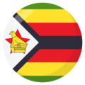 Zimbabwe on EmojiOne 3.1