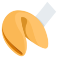 Fortune Cookie on EmojiOne 3.1
