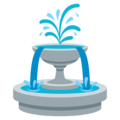 Fountain on EmojiOne 3.1