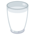 Glass of Milk on EmojiOne 3.1