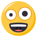 Zany Face on EmojiOne 3.1