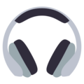Headphone on EmojiOne 3.1