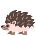 Hedgehog on EmojiOne 3.1