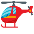 Helicopter on EmojiOne 3.1