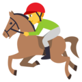 Horse Racing on EmojiOne 3.1