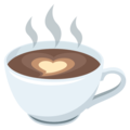Hot Beverage on EmojiOne 3.1