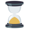 Hourglass on EmojiOne 3.1