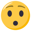 Hushed Face on EmojiOne 3.1