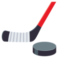 Ice Hockey on EmojiOne 3.1