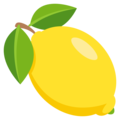 Lemon on EmojiOne 3.1