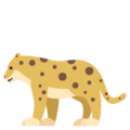 Leopard on EmojiOne 3.1