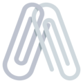 Linked Paperclips on EmojiOne 3.1