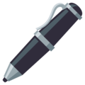 Pen on EmojiOne 3.1