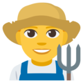 Man Farmer on EmojiOne 3.1