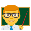 Man Teacher on EmojiOne 3.1