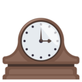Mantelpiece Clock on EmojiOne 3.1