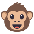 Monkey Face on EmojiOne 3.1