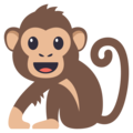 Monkey on EmojiOne 3.1
