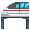 Monorail on EmojiOne 3.1