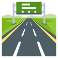 Motorway on EmojiOne 3.1