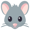 Mouse Face on EmojiOne 3.1