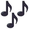 Musical Notes on EmojiOne 3.1