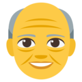 Old Man on EmojiOne 3.1