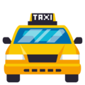 Oncoming Taxi on EmojiOne 3.1