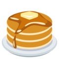 Pancakes on EmojiOne 3.1