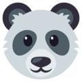 Panda Face on EmojiOne 3.1