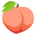 Peach on EmojiOne 3.1