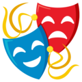 Performing Arts on EmojiOne 3.1
