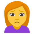 Person Frowning on EmojiOne 3.1