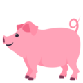 Pig on EmojiOne 3.1