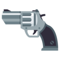 Pistol on EmojiOne 3.1