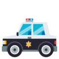 Police Car on EmojiOne 3.1