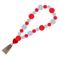 Prayer Beads on EmojiOne 3.1