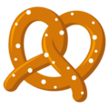 Pretzel on EmojiOne 3.1