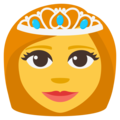 Princess on EmojiOne 3.1