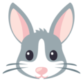 Rabbit Face on EmojiOne 3.1