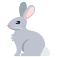 Rabbit on EmojiOne 3.1