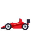 Racing Car on EmojiOne 3.1