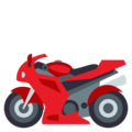 Motorcycle on EmojiOne 3.1
