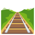 Railway Track on EmojiOne 3.1