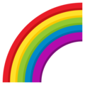 Rainbow on EmojiOne 3.1