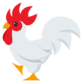 Rooster on EmojiOne 3.1