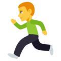 Person Running on EmojiOne 3.1