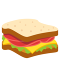 Sandwich on EmojiOne 3.1