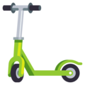 Kick Scooter on EmojiOne 3.1